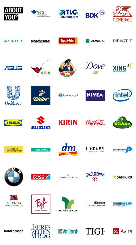 Felix Matthies - Referenzen - Kunden und Agenturen