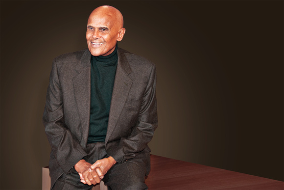 Harry Belafonte - 2012 in Hamburg