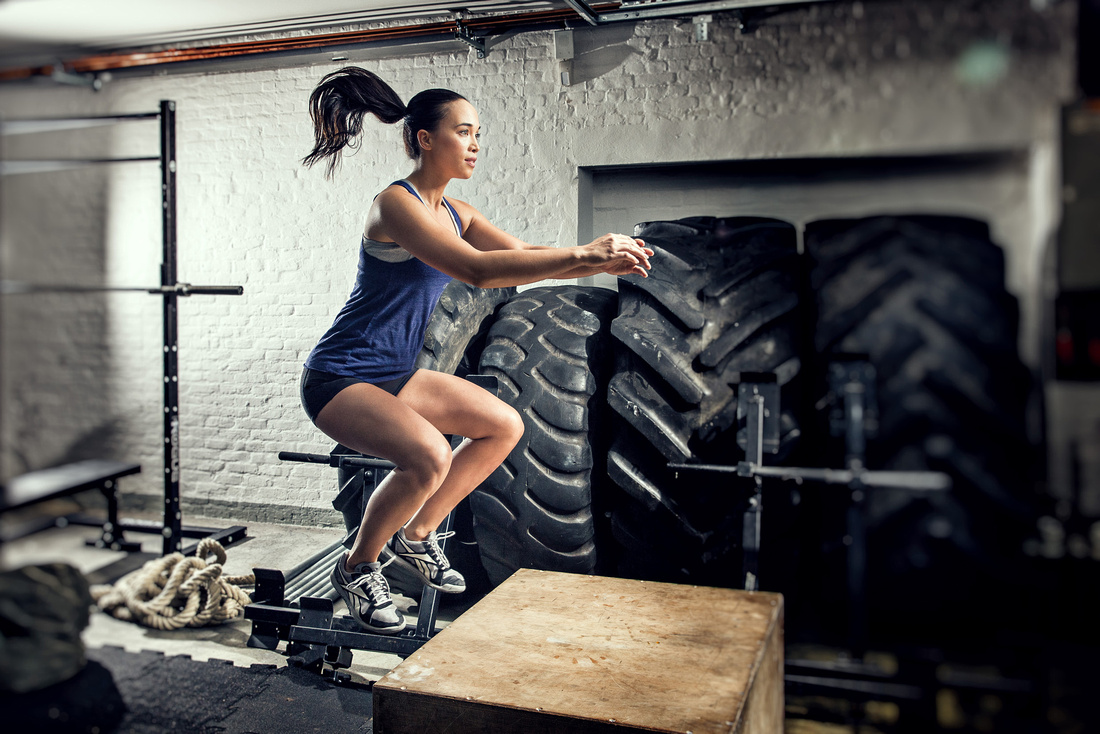 Girls who lift - Kalender 2015